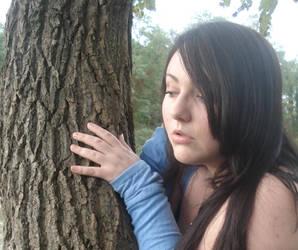 Peeking Forest Owl Princess