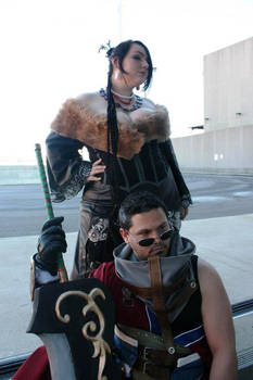 FFX: Guardians II (Still the Grumpy Ones)