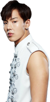 Monsta X - Shownu (Hyunwoo) [Render]