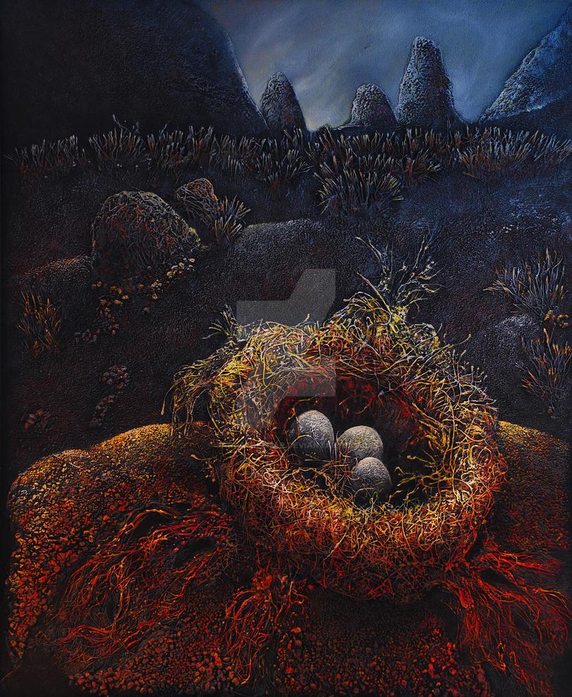 The Nest by JardaSklenar