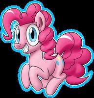 Pinkie Pie by saymanhd