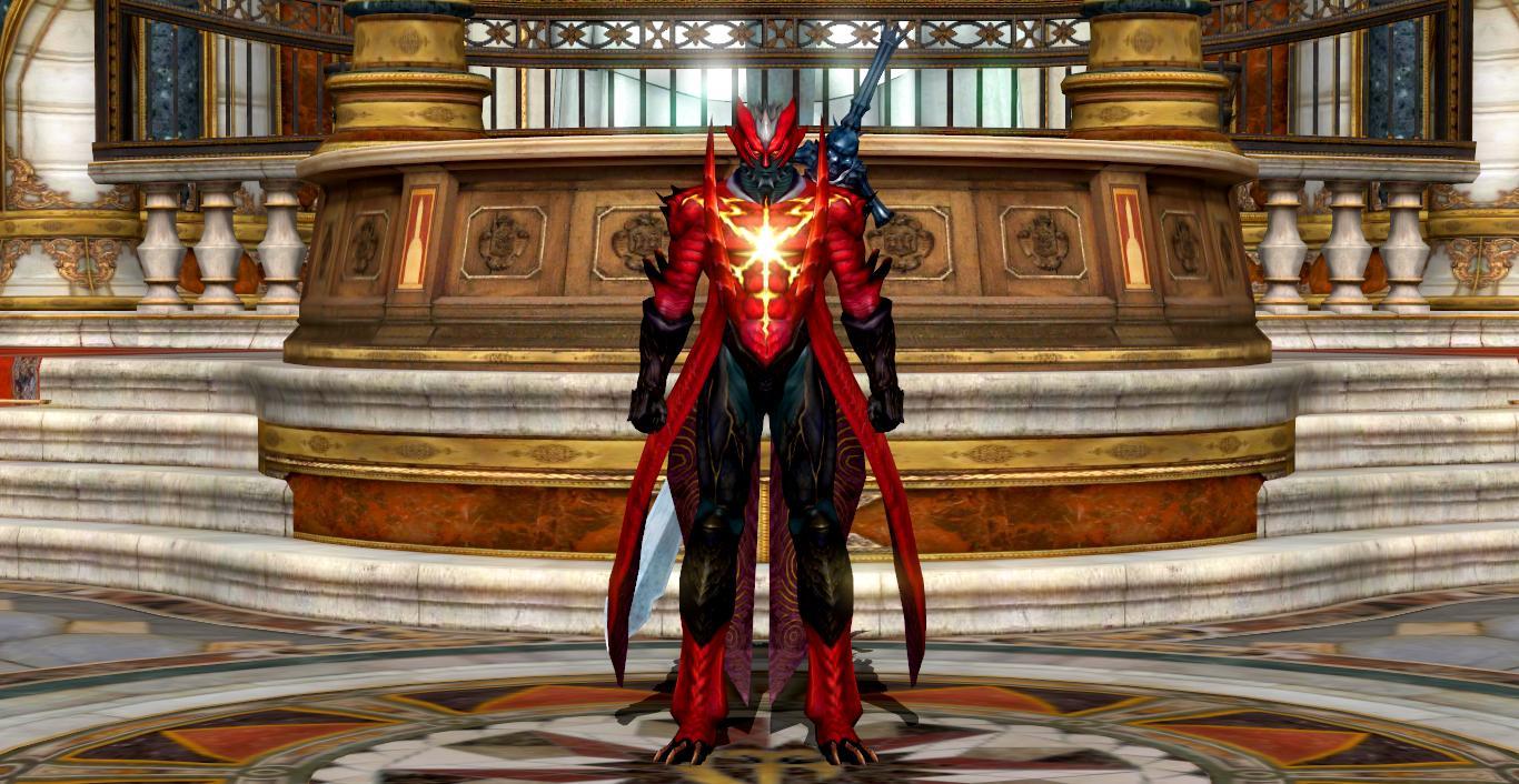 Devil May Cry 4 Dante Devil Trigger Stance By Ishikahiruma