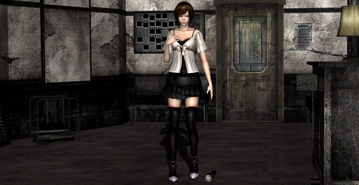 Fatal Frame 4 - Misaki Haunted House by IshikaHiruma on DeviantArt