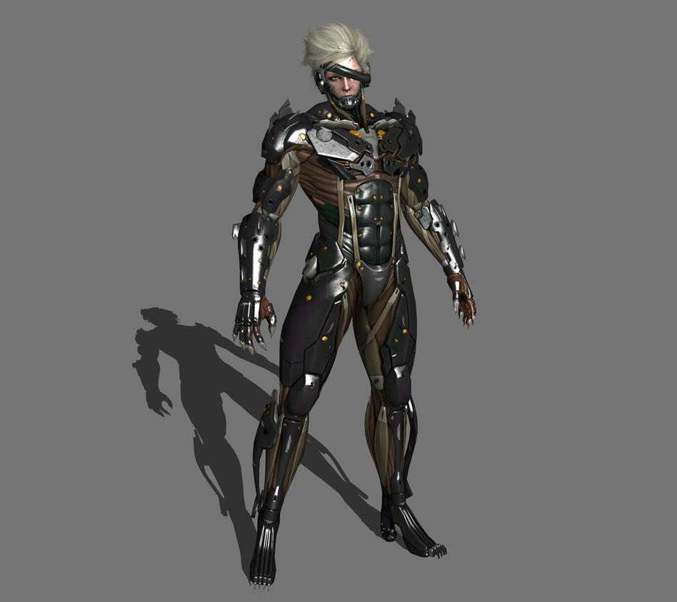 Here Are Some Pictures If You Need More Google Raiden Metal Gear Solid Revengeance