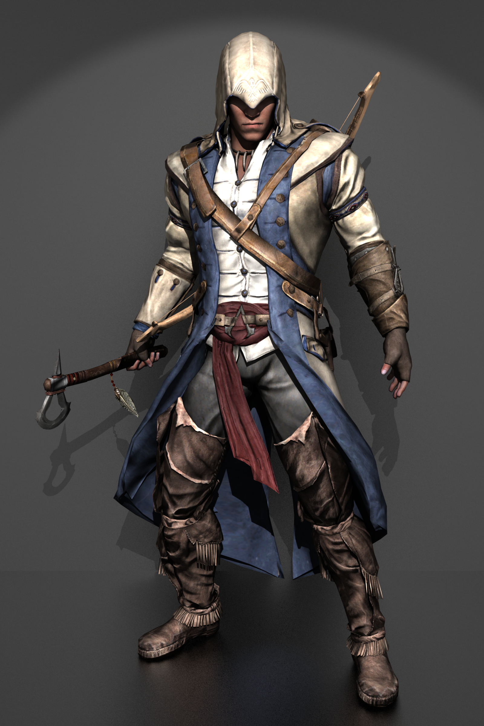 assassins creed 3 connor - photo #5