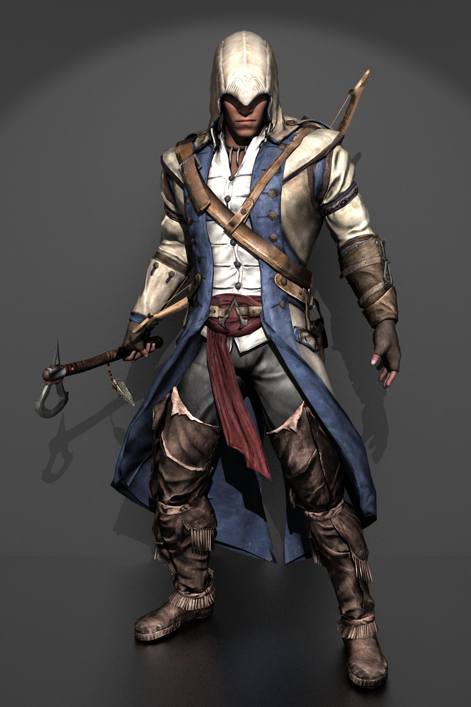 Assassin S Creed 3 Connor Kenway By Ishikahiruma On Deviantart