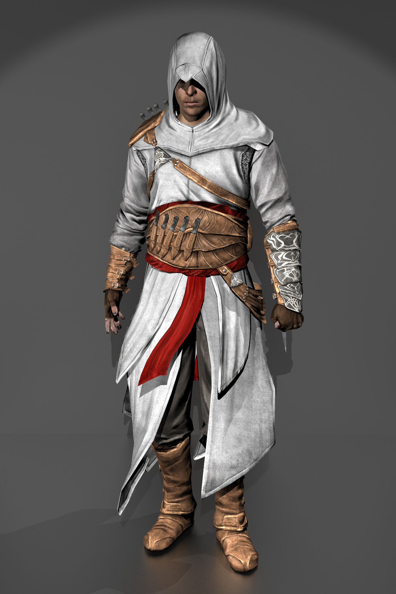 Assassin S Creed Revelations Altair Ibn La Ahad By Ishikahiruma