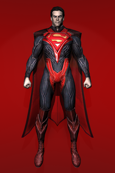 Injustice : Gods Among Us - Superman [Regime]