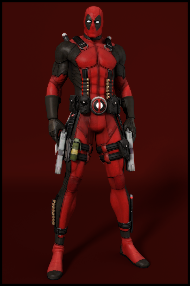 Deadpool - The Merc With A Mouth by IshikaHiruma on DeviantArt