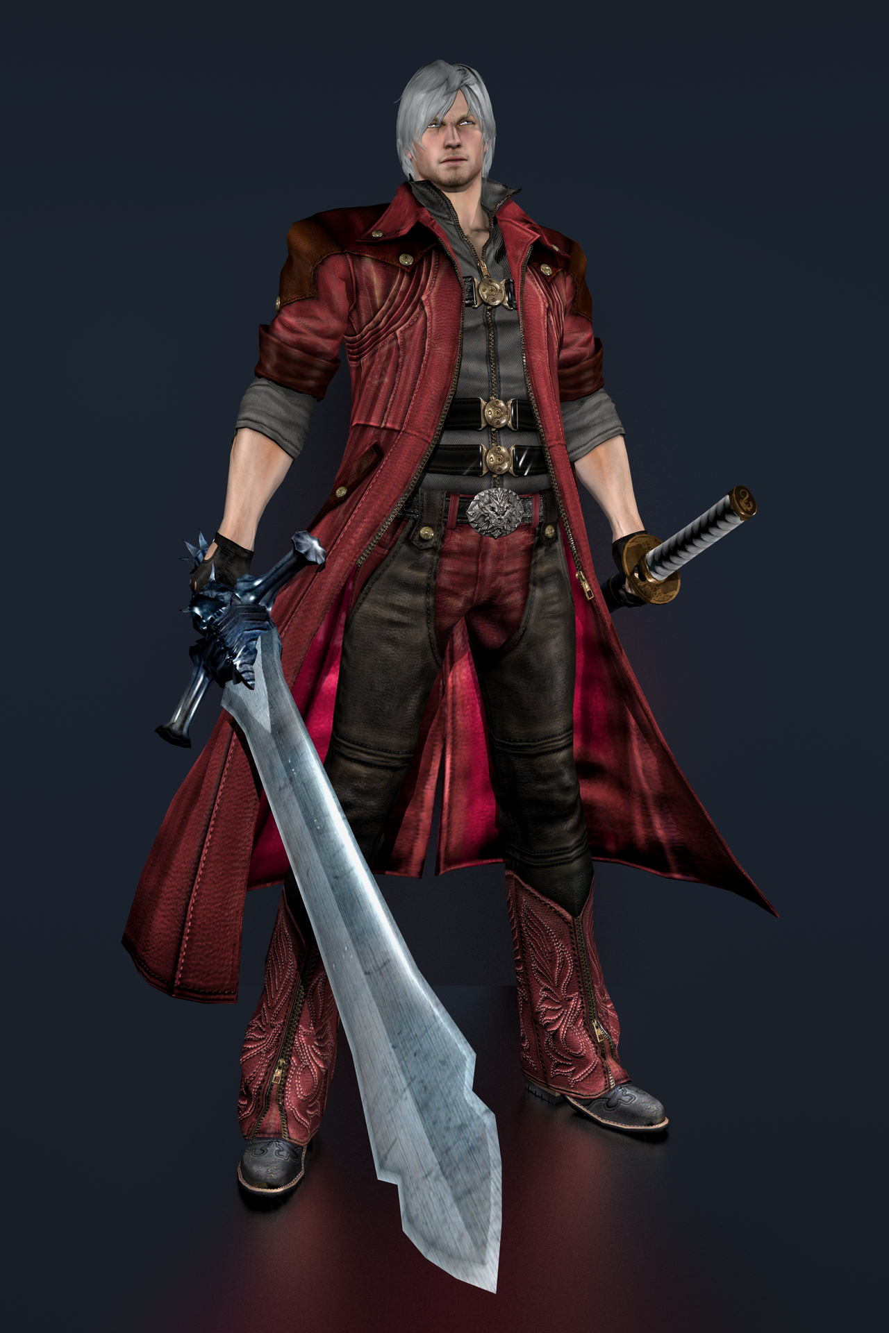 dante chat Dante, in dmc1 novel, killings humans , not because they were good or evil, but because they were his rivalsin fact, he is a bad exorcist.