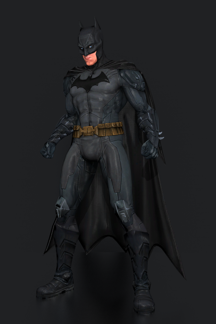 Injustice Gods Among Us - Batman [New 52] by IshikaHiruma ...