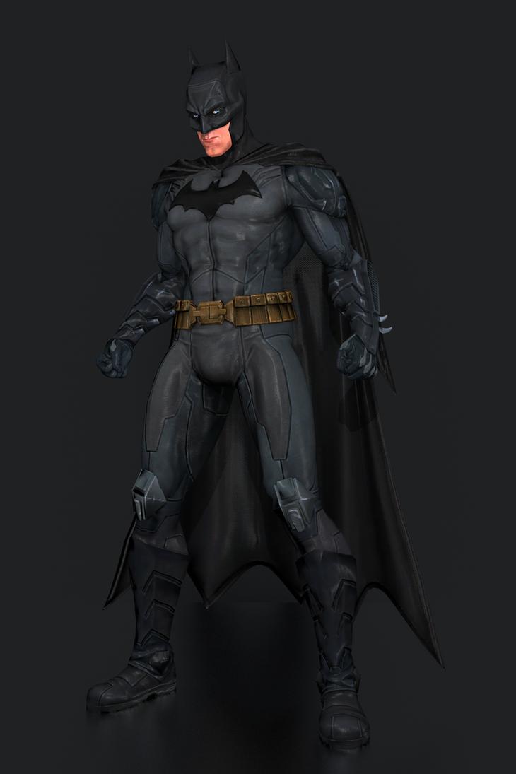 Injustice Gods Among Us - Batman [New 52] by IshikaHiruma ...