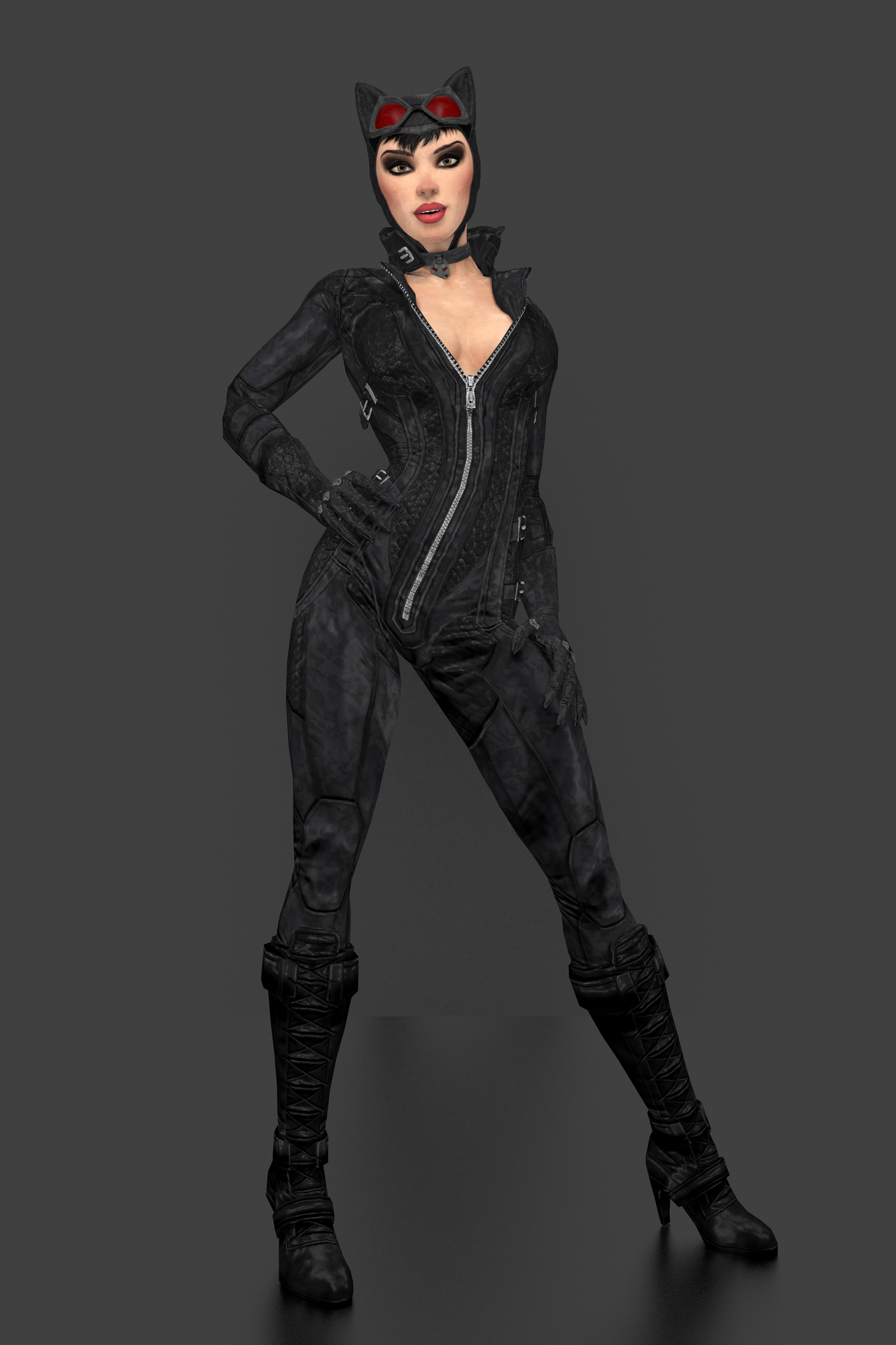 Gene Simmons Costume Women