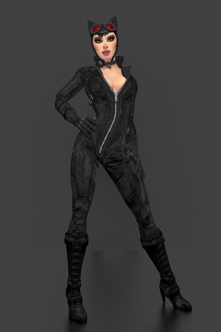 Batman Arkham City - Catwoman #2 by IshikaHiruma ...  sc 1 st  DeviantArt & Batman Arkham City - Catwoman #2 by IshikaHiruma on DeviantArt