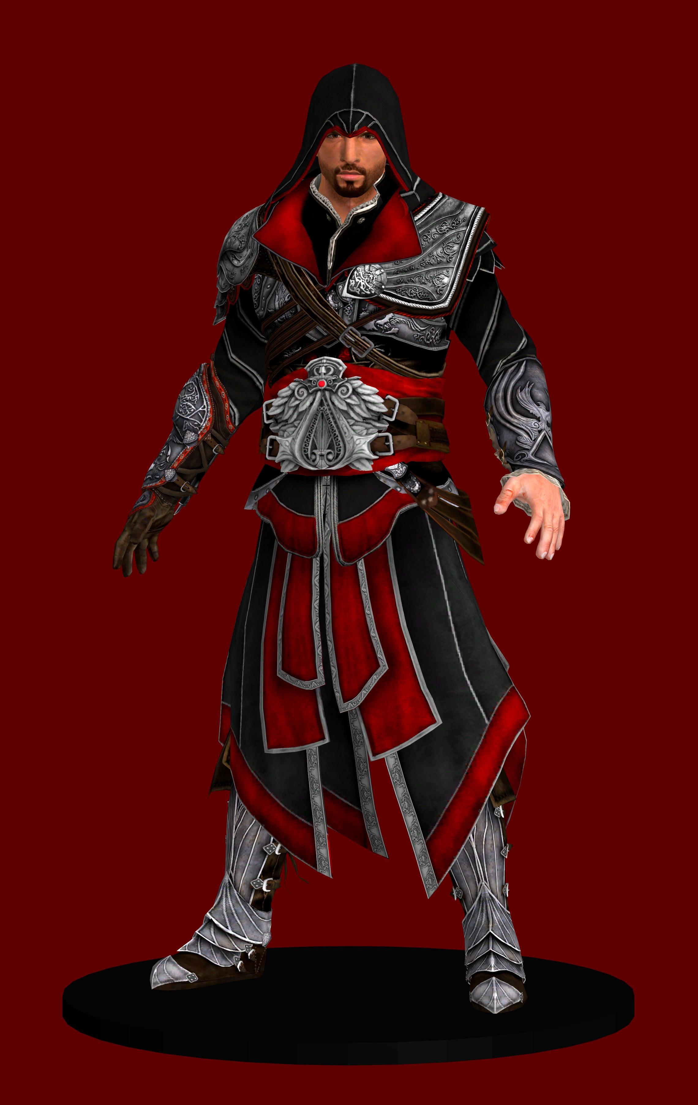 Which Ezio Is Your Favorite Ezio Assassinscreed