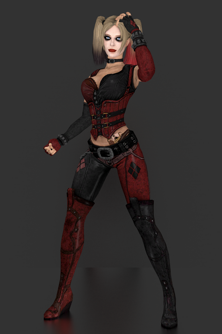 Injustice Gods Among Us - Harley Quinn [Arkham] by ...