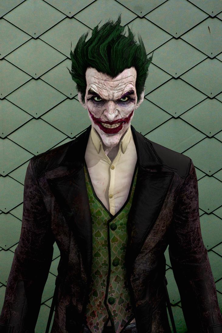 Batman arkham origins the joker by ishikahiruma on deviantart batman arkham origins the joker by ishikahiruma voltagebd Images