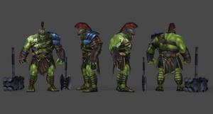 Future Fight - Hulk [Gladiator]