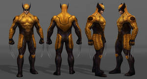 Future Fight - Wolverine [All New All Different]