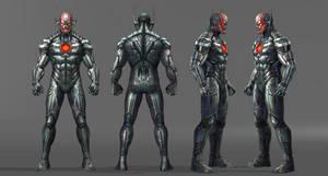 Future Fight - Ultron Pym [PymTron]