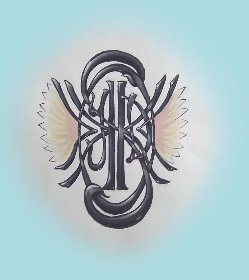 SKY DOLL monogramme by Debals