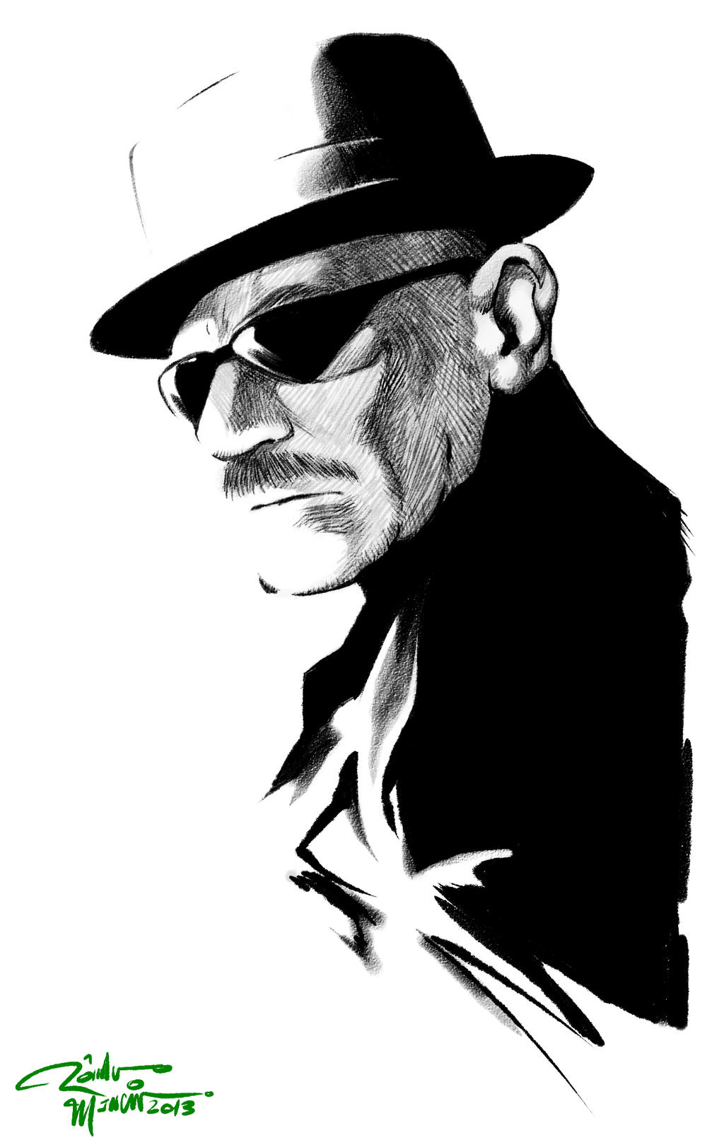 Heisenberg - Breaking Bad by MelkorMancin