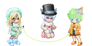gaia animation Skipping Mules PLZ CLICK 2 SEE! by ChibiLozzy