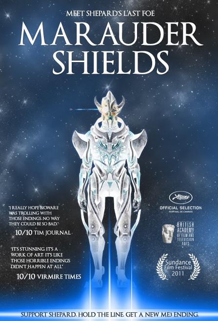 Marauder Shields: Meet Shepard's Last Foe (ME3) by koobismo