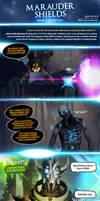 Marauder Shields 4: The DNA Fiasco (ME3)
