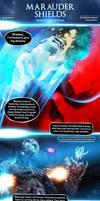 Marauder Shields 21: Keys and Echoes (Mass Effect)