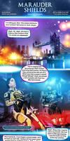 Marauder Shields 22: Maggots (Mass Effect)