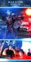 Marauder Shields 30: The Protege (Mass Effect)
