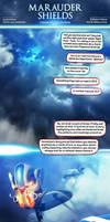 Marauder Shields 37: From the Skies by koobismo