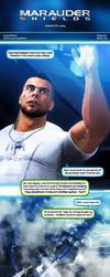 Marauder Shields 54: Lucky (Mass Effect Webcomic) by koobismo
