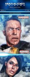 Marauder Shields: Episode 60 (ver. A) by koobismo