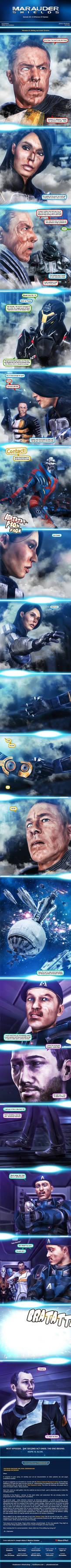 Marauder Shields: Episode 60 (ver. A)