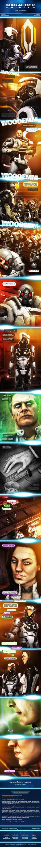 Marauder Shields: Episode 62 (The Prodigal) by koobismo