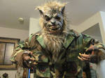 Dog World werewolf