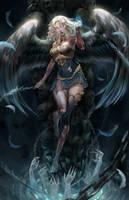 Dead angel by DoMyzu