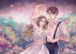 Commission: Twilight  dance by DoMyzu