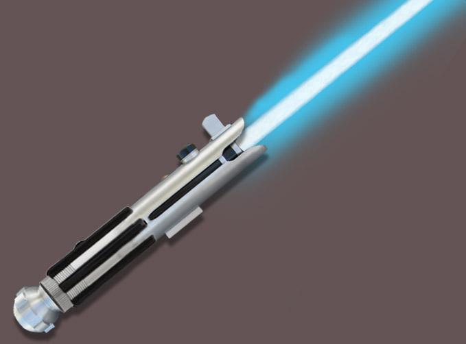 Cayne's lightsaber by Cascador