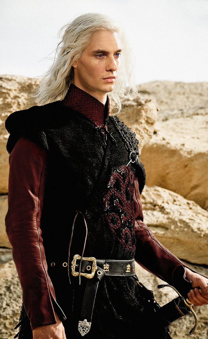 Game Of Thrones Rhaegar Targaryen