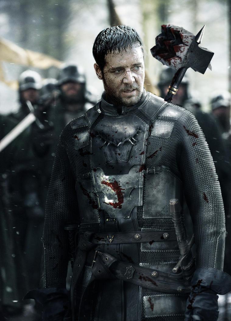 Robert Baratheon... Demon of the Trident by Cascador