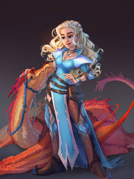 Daenerys alternative universe