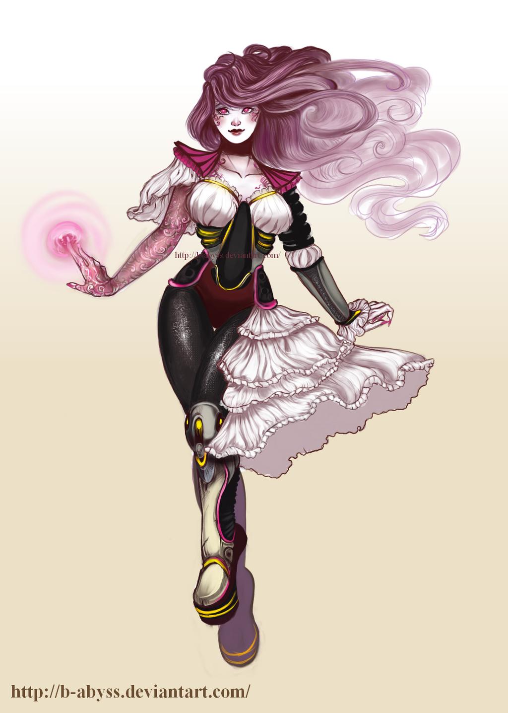 Concept - Nebula by B-Abyss