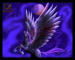 Twilight, of the Black Knight by sammacha