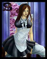 The Sexy Maid by sammacha