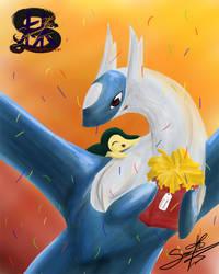 Happy Birthday by sammacha