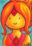 Fire-princess by sammacha