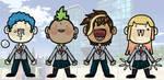 OTA My Hero Academia UA Kids [OPEN 4/4] by SplatcoreStore